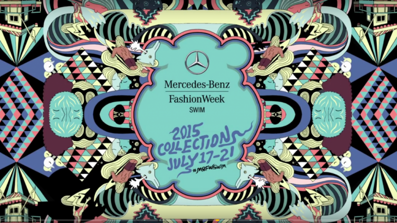 MERCEDES-BENZ FASHION WEEK MIAMI 2015