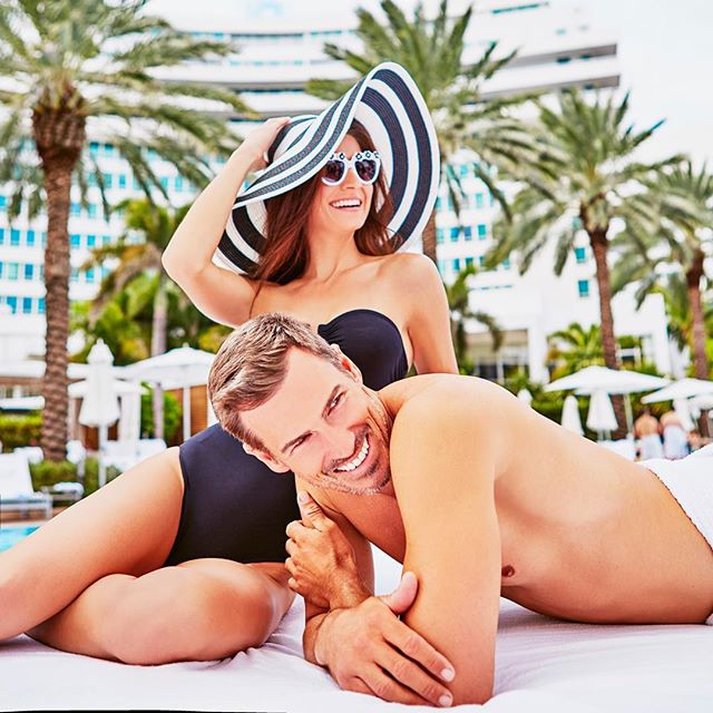 FONTAINEBLEAU SOCIAL MEDIA CAMPAIGN SHOOT