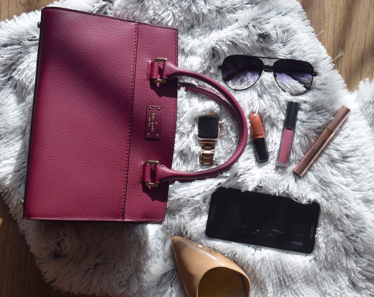 MY OBSESSION WITH KATE SPADE NEW YORK'S HANDBAGS